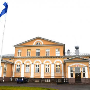Town hall of Raahe