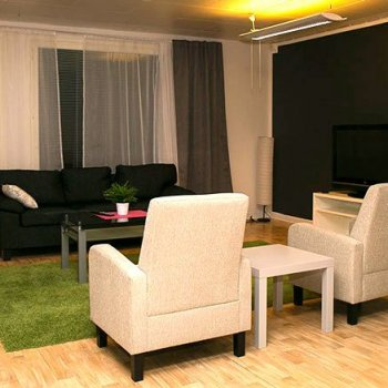 Home-like accommodation in Pyhäjoki and Raahe is offered by Majoitusmaailma.